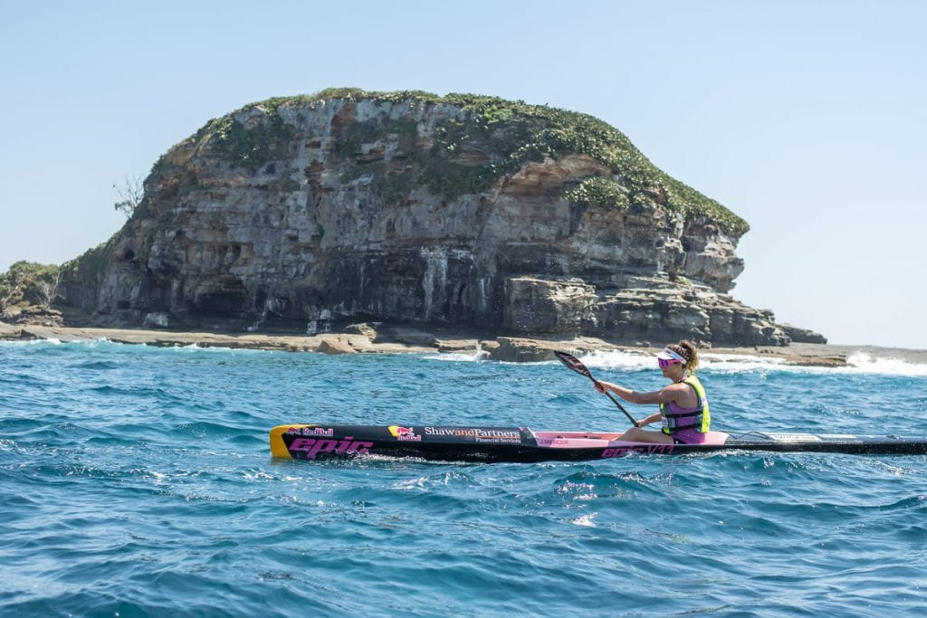 Gallery Old Woman Paddle21